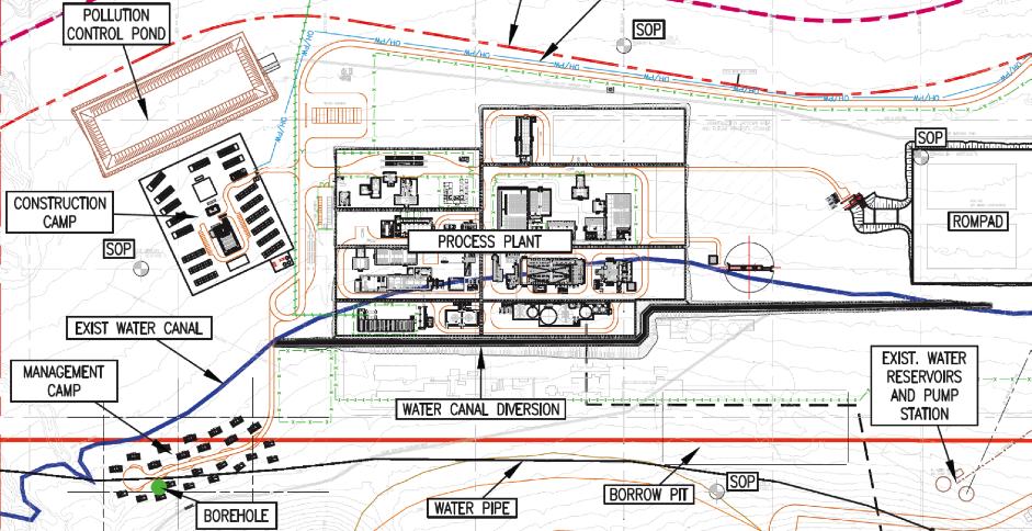 Front-End Engineering Design - Cradle Resources Ltd