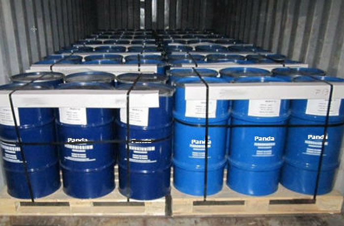 Examples of how the ferroniobium end-product will be packaged for transport.